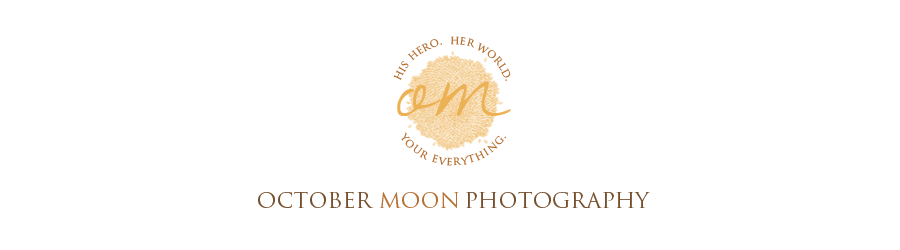 October Moon Photography logo